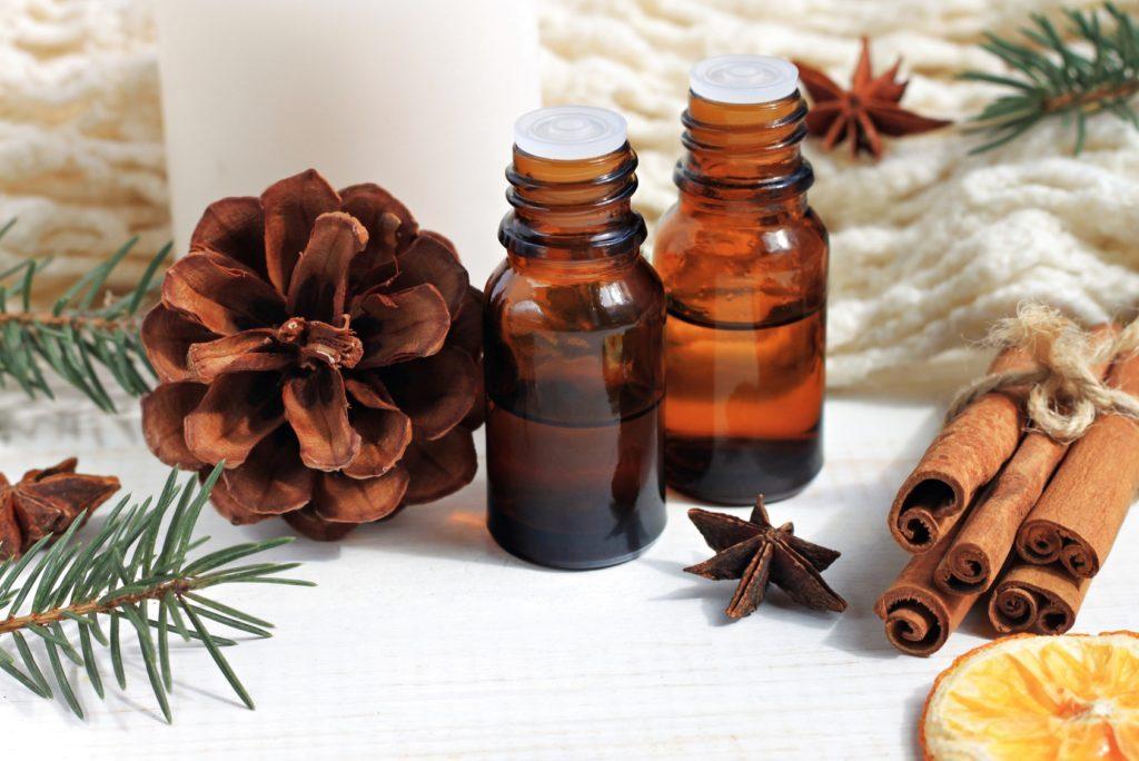 plantes et sens maux de l'hiver huile essentielle